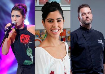 Fernanda Abreu, Bela Gil e Jimmy Ogro confirmados no Festival Gastronômico de Alto Paraíso