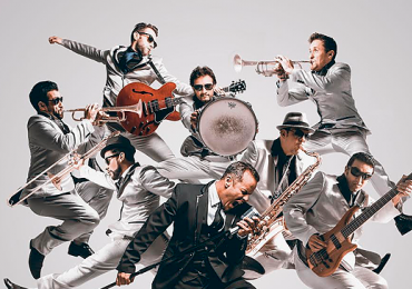 Big Time Orchestra: do SuperStar para o palco do Bolshoi Pub em Goiânia