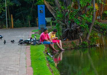 Pra fugir da correria: redescubra um refúgio bem no centro de Goiânia