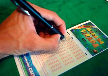Mega da Virada recebe apostas até 14h do dia 31 de dezembro