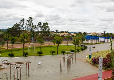 Conheça o Parque Marcos Veiga Jardim, o mais novo e moderno parque de Goiânia