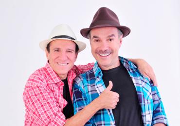 Nilton Pinto e Tom Carvalho apresentam comédia especial de Natal em Goiânia