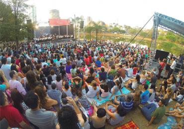 Filarmônica leva trilhas de cinema para concerto especial em shopping de Goiânia