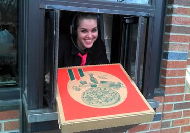 Goiânia terá primeiro drive-thru de pizza