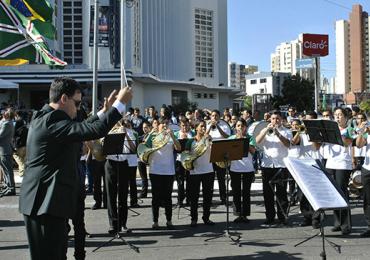Confira a programação dos desfiles de 07 de setembro em Goiânia