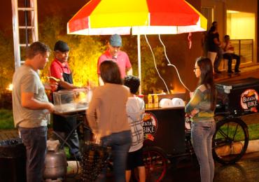 Caldas Novas reúne food trucks em festival gastronômico itinerante