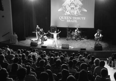 Queen cover se apresenta em Goiânia com aval do guitarrista da banda original