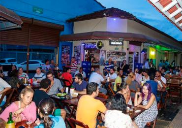 Mercado da 74 tem programação gratuita de happy hour