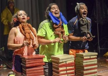Teatro Sesc Centro é palco para nova peça patrocinada pela Petrobrás