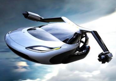 Empresa faz testes com primeiro carro voador do mundo