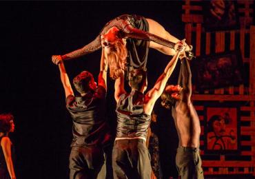 Giro8 estreia espetáculo de dança contemporânea em Goiânia