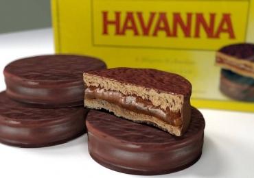 Havanna chega a Goiânia com toda linha de alfajores, doce de leite e chocolate