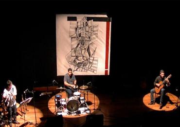 Brasil in Trio repassa conhecimentos da música brasileira
