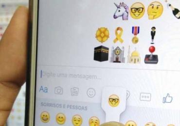 Chegaram os novos emojis incluindo o esperado dedo do meio