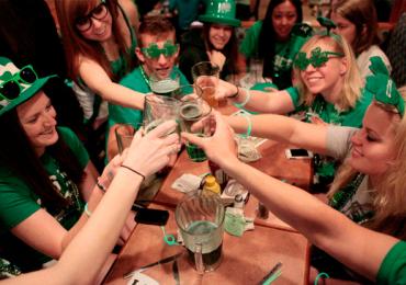 Parada 21 comemora Saint Patrick's Day com uísque autenticamente irlandês