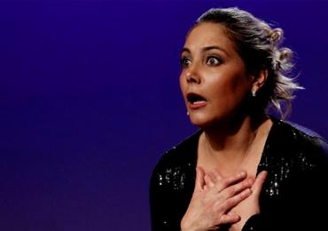 Heloisa Périssé apresenta a comédia E Foram Quase Felizes Para Sempre em Goiânia