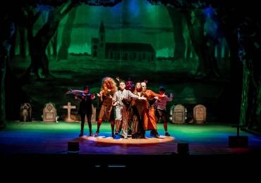 Família Addams - O Musical: opção de teatro nesta terça (29) em Goiânia