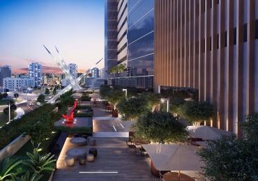 Shopping Nexus terá primeira praça de alimentação com vista panorâmica de Goiânia