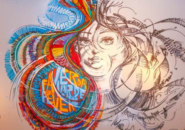 17 obras incríveis da 2ª Mostra de Arte Urbana no Brasil Central em Goiânia