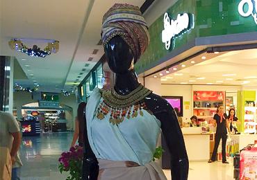 Goiânia recebe exposição de moda inspirada na cultura afro-brasileira