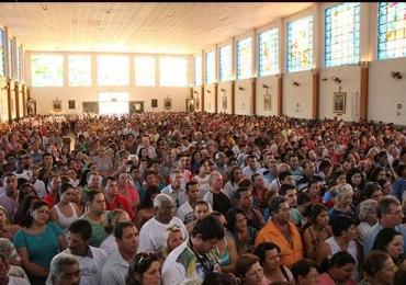 Festa do Divino Pai Eterno aguarda 2,5 milhões de fiéis para celebrar a Romaria