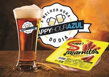 Azul terá happy hour com cerveja e aperitivos grátis