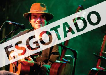 Com promoção do Curta Mais, show do Almir Sater em Goiânia tem ingressos esgotados com 1 semana de antecedência