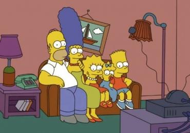 Os Simpsons vai ter episódio com cena transmitida ao vivo