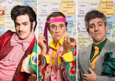 A Escolinha do Professor Raimundo voltou e ganha aprovação do elenco original