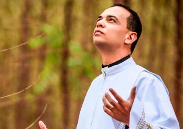 Padre Marcos Rogério lança DVD em Goiânia em evento gratuito