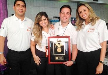 Comfort Hotel Goiânia ganha prêmio internacional