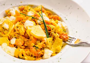 Os 10 pratos mais baratos dos restaurantes mais chiques de Goiânia