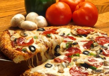 Pizza para todos os gostos (e localizações)