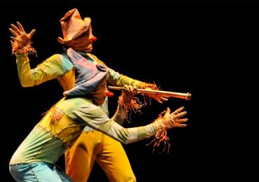 Grupo Sonhus Teatro Ritual estreia espetáculo inspirado em Pink Floyd e O Mágico de Oz