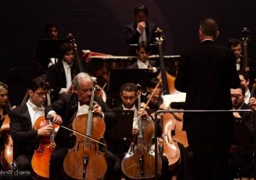 Orquestra Filarmônica de Goiás e pianista Jean Louis Steunerman
