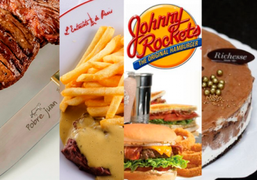 Pobre Juan, L'Entrecôte de Paris, Johnny Rockets e nova Richesse confirmados no Flamboyant