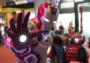 A maior feira da cultura geek chega ao Brasil esta semana