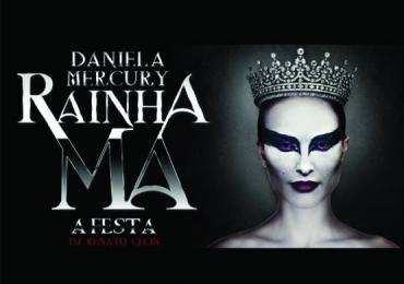 Daniela Mercury traz festa show temática e inédita para Goiânia