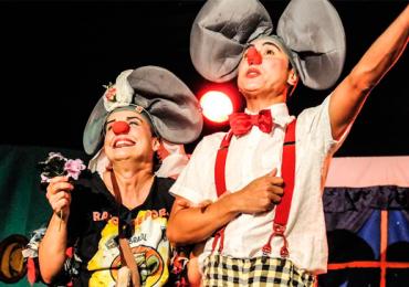 Grupo Zabriskie convida as crianças para espetáculo gratuito em Goiânia