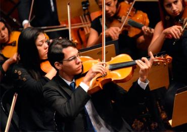 Sinfônica Jovem apresenta Dvorák, Debussy e Stravinsky em Goiânia
