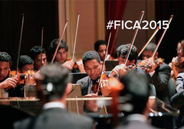 É hoje! Abertura do FICA 2015 com a Orquestra Sinfônica Jovem na Cidade de Goiás