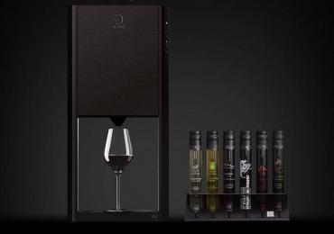 Startup francesa cria Nespresso do vinho