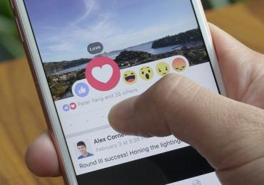 Facebook libera novas reações além do curtir para todos os usuários