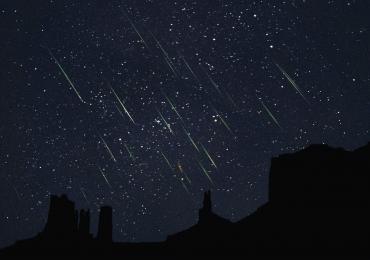 Chuva de meteoros poderá ser vista nesta madrugada
