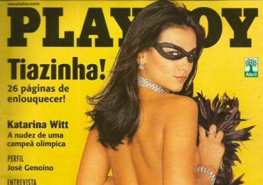 Editora Abril não vai mais publicar a Revista Playboy