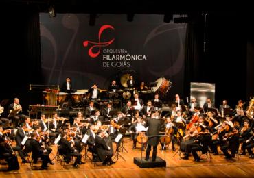 Orquestra Filarmônica de Goiás toca Mozart em concerto gratuito no feriadão