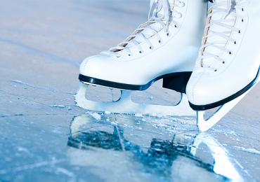 Patinação no gelo é opção de programa pra fugir do calor em Goiânia