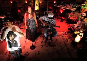 Grupo de rap Oriente Acústico faz show em Goiânia