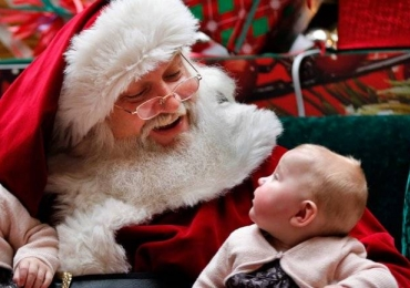 Saiba onde visitar o Papai Noel aqui em Goiânia
