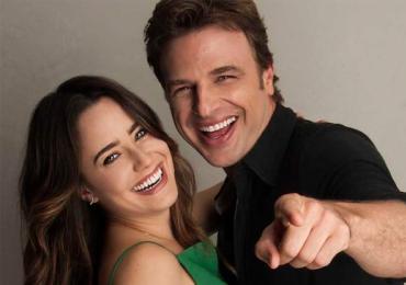 Fernanda Vasconcellos e Cássio Reis apresentam espetáculo em Goiânia